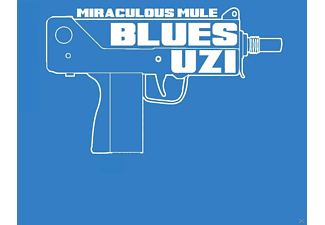 Miraculous Mule - Blues Uzi (Blue Colored+Bonustracks/Ltd.) - (Vinyl)