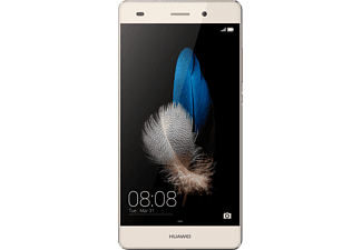 HUAWEI P8 Lite, Smartphone, 16 GB, 5 Zoll, Gold, LTE