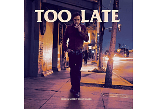 Robert Allaire - Too Late (Original Soundtrack) [LP + Download]