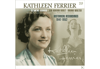 Kathleen Ferrier - HISTORICAL RECORDINGS 194 - (Vinyl)