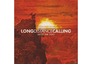 Long Distance Calling Avoid The Light (Re-issue 2016) LP + Μπόνους-CD