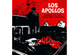 Los Apollos - Chaos At The Lobster Lounge - (Vinyl)