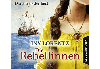 Die Rebellinnen - 6 CD - Krimi/Thriller