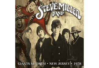 Steve Miller Band - Live Giants Stadium,New Jersey,1978 [CD]
