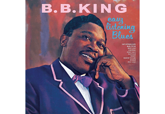 B.B. King - Easy Listening Blues [CD]