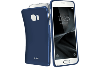 SBS MOBILE Extra-Slim Cover Galaxy S7 - Blå