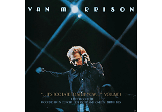 Van Morrison - ..It's Too Late to Stop Now... Vol. I | CD