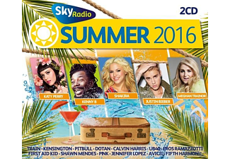 VARIOUS - SKY RADIO SUMMER 2016