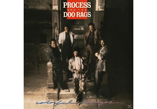 Process And The Doo Rags - Colorful changes - (CD)