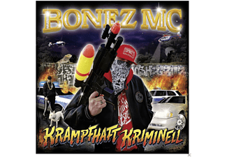 Bonez MC - Krampfhaft Kriminell - (CD)