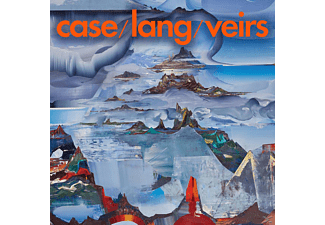 K.D. Lang, Laura Veirs, Neko Case - Case/Lang/Veirs - (LP + Download)