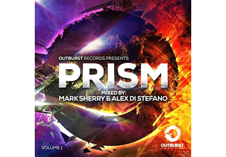 VARIOUS - Outburst Records presents PRISM Vol.1 - (CD)
