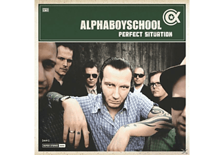 Alpha Boy School - Perfect Situation [CD]