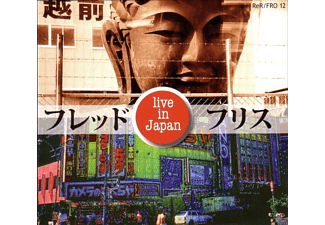 Frith Fred - Live In Japan [CD]