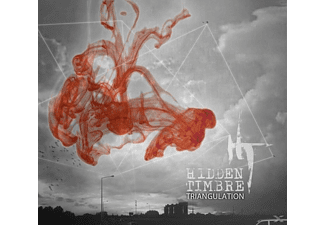 Hidden Timbre - Triangulation [CD]