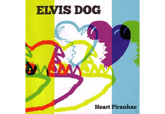 Elvis Dog - Heart Piranhas [CD]