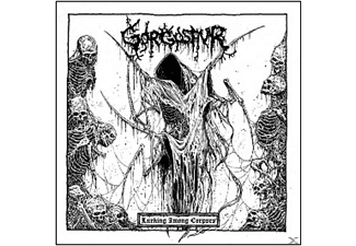 Gorgosaur - Lurking Among Corpses - (CD)
