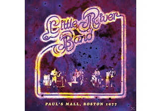 River Band Little - Pauls Mall,Boston 1977 - (CD)