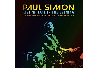 Paul Simon - Live N Late In The Evening At The Tower Theater,P - (CD)