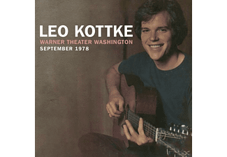Leo Kottke - Warner Theater Washington September 1978 - (CD)