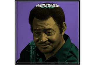 Junior With The Soul Blues Boys Kimbrough - Do The Rump! - (Vinyl)