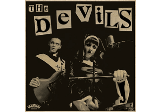 The Devils - Sin,You Sinners! [LP + Bonus-CD]
