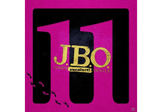 J.B.O. - 11 (Jewelcase) [CD]