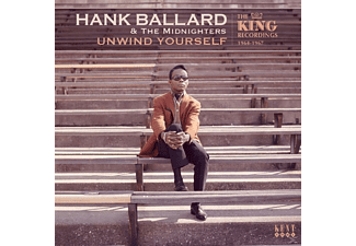 Hank Ballard & His Midnighters - Unwind Yourself-The King Recordings 1964-1967 [CD]