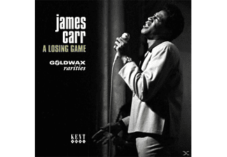 James Carr - A Losing Game (Goldwax Rarities) [Vinyl]