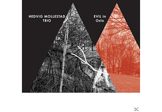 Hedvig Mollestad Trio - Evil In Oslo - (LP + Bonus-CD)