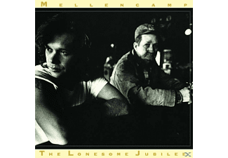 John Mellencamp The Lonesome Jubilee Βινύλιο