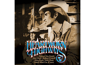 VARIOUS - Heartworn Highways-Original Sound - (Vinyl)