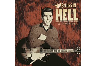 VARIOUS - Hillbillies In Hell Vol.2 - (Vinyl)