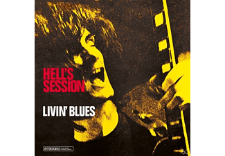 Livin' Blues - Hell's Session - (Vinyl)