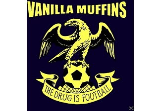 Vanilla Muffins - The Drug Is Football - (CD)