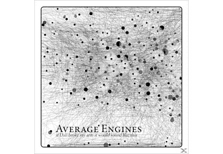 Average Engines - If Dali Broke My Arm It Would Sound Like This [CD]