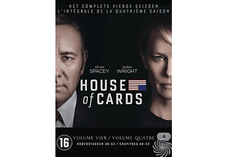 House Of Cards - Seizoen 4 | DVD