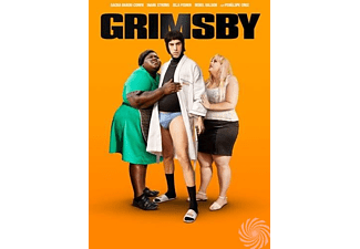 Brothers Grimsby | DVD