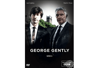 George Gently - Seizoen 4 | DVD