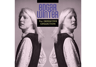 Edgar Winter - Definitive Collection - (CD)