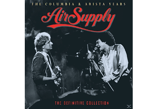 Air Supply - Columbia & Arista Years - (CD)