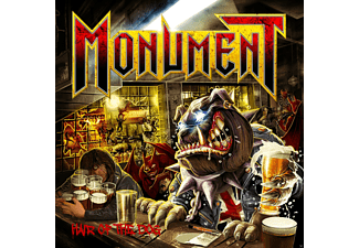 Monument - Hair Of The Dog - (CD)
