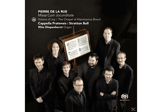 Cappella Pratensis - Visions Of Joy-The Chapel Of Hieronymus Bosch - (SACD Hybrid)