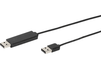 VIVANCO USB 2.0 Link-kabel