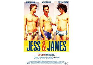 Jess & James [DVD]