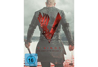 Vikings - Staffel 3 - (DVD)