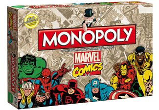 Monopoly Marvel Comics (Retro Edition)