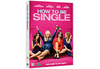 How To Be Single Komedi DVD