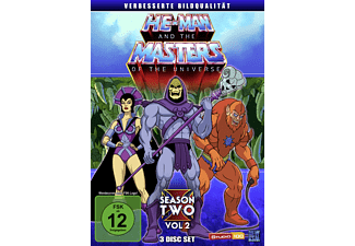 He-Man and the Masters of the Universe - Season 2, Volume 2 (3 Discs) - (DVD)