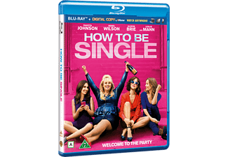 How To Be Single Komedi Blu-ray